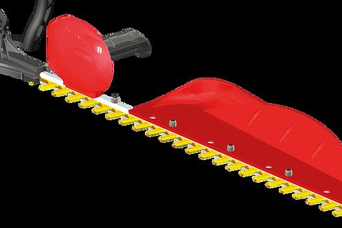 Tête taille-haie simple Powercoup PW2 (existe en gaucher)