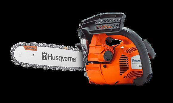 Husqvarna T435 - Tronçonneuse thermique