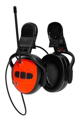Protection oreilles avec radio FM Husqvarna