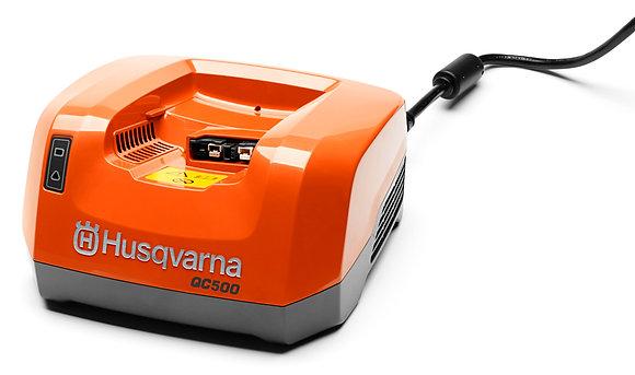 Chargeur Husqvarna - QC500