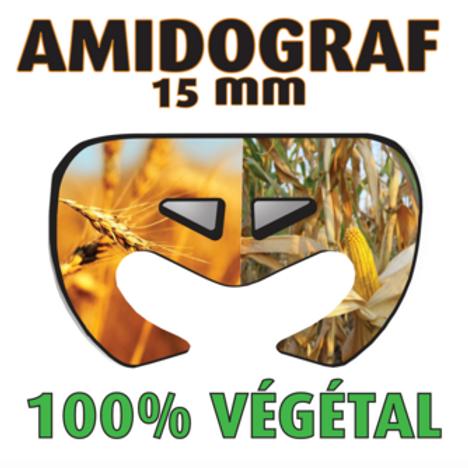 Amidograf 15mm (3.400 pièces)