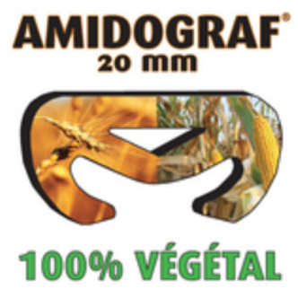 Amidograf 20mm (2.700 pièces)