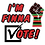 Thumbnail: I'm Finna Vote Bold T-shirt
