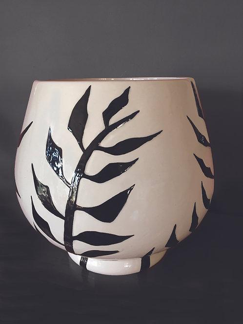 By God's Grace Ceramic Planter