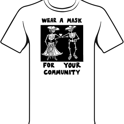 Deyasha Mask T-shirt