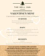 The Bell Inn Valentine's menu.png
