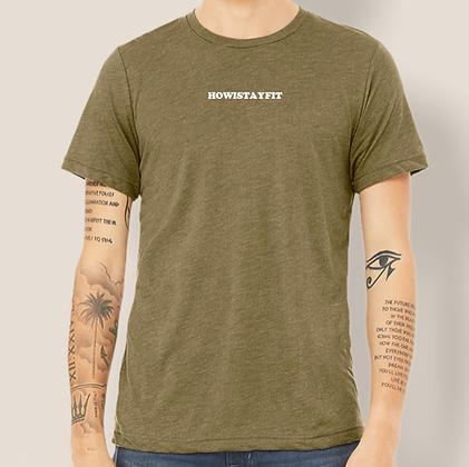 Unisex HOWISTAYFIT T-Shirt