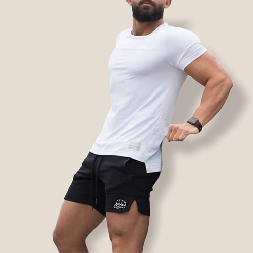 BodyLove Breathable Cotton Shorts