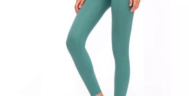 Body Love Leggings Moss Green