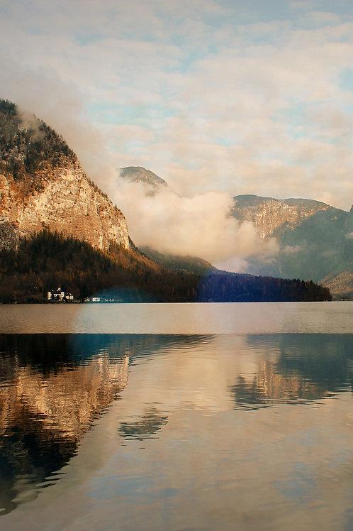 Sfondo lago