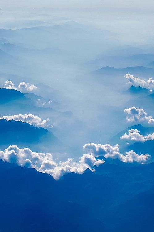 Sfondo cloudy