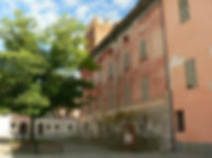 Castello di Rocca de' Baldi abitato dai Morozzo della Rocca dal 1643 al 1823