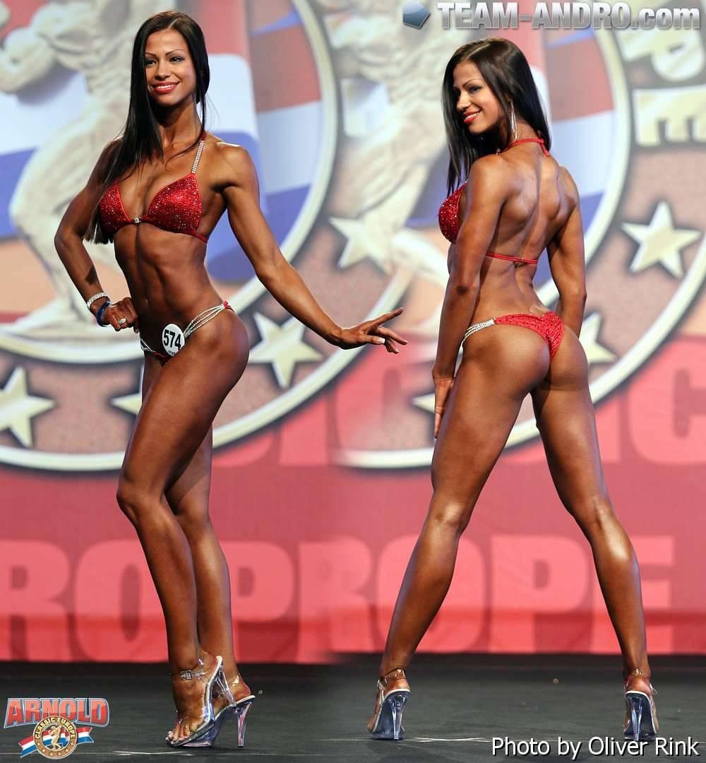 Selina Rudel IFBB Germany