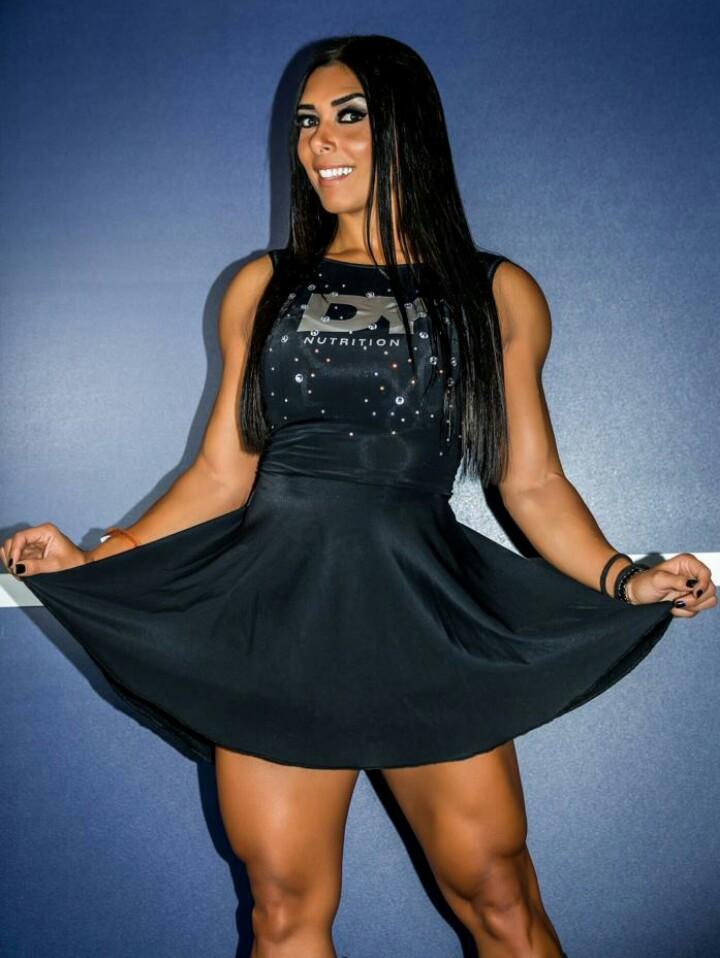 GAL BLACK DRESS