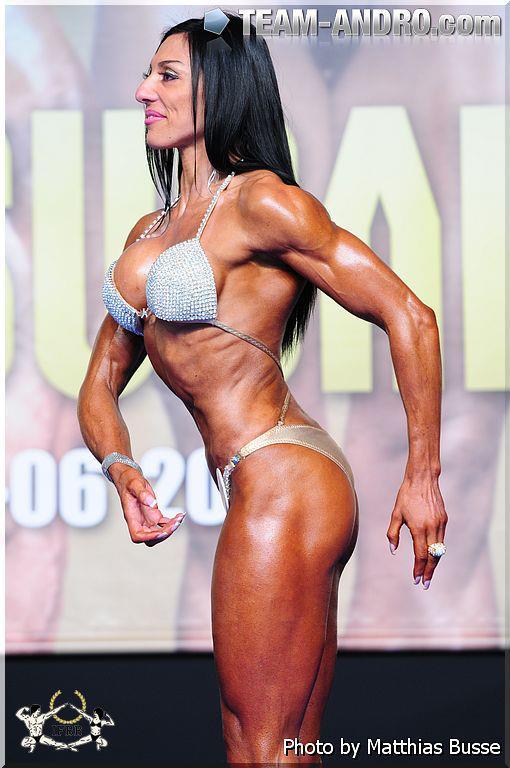 Ethel Heredia IFBB Spain