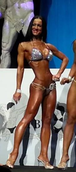 Antonella Trantaki IFBB Germany