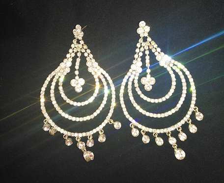 ROUND FASHION EARRINGS