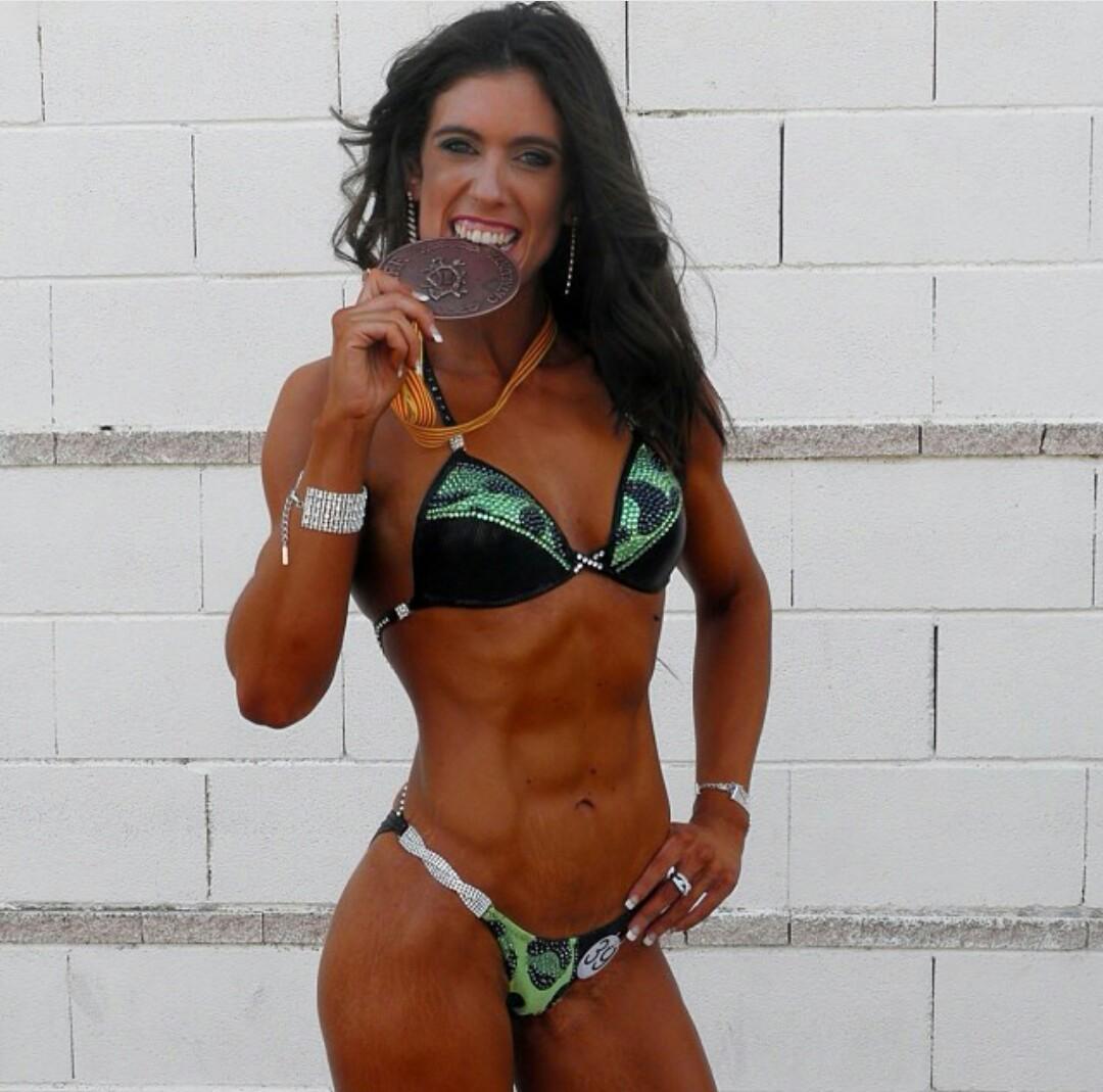 SARA VANESSA RODRIGUEZ IFBB SPAIN