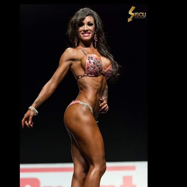 LAURA SEVILLANO IFBB SPAIN