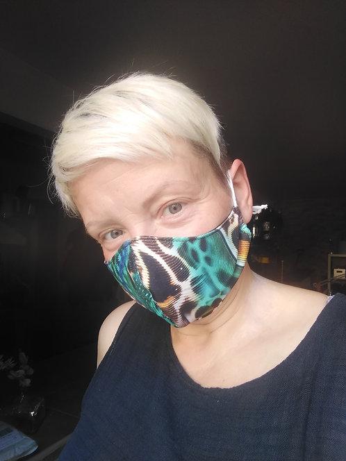 Dust Mask, Fashion Mask, Nail Tech Mask, Unique Mask