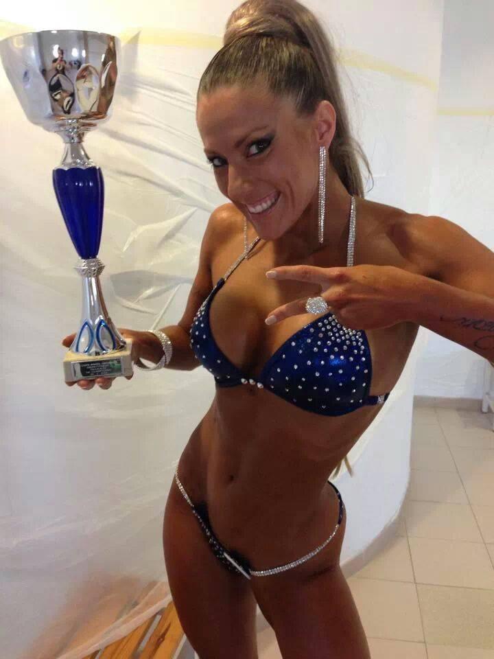 Melanie Moreno IFBB Spain