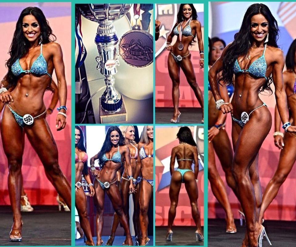 Maria Paulette IFBB Spain