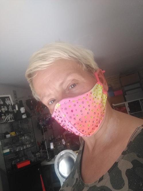 Dust Mask, Fashion Mask, Nail Tech Mask, Streetfashionmask