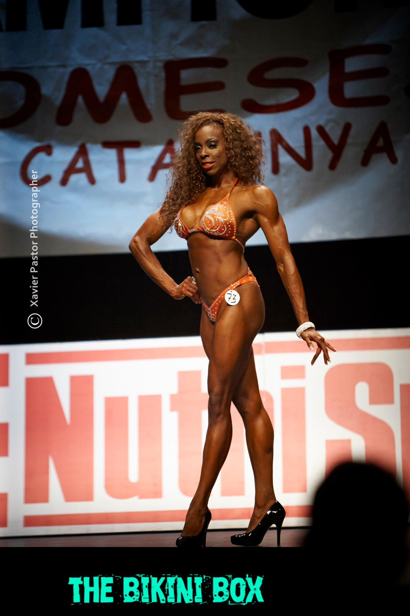 Yesenia Speck IFBB Spain