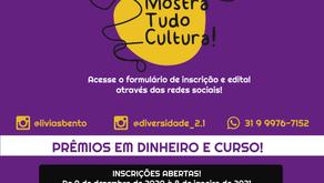 Prêmio Mostra Tudo Cultura! Vai premiar iniciativas culturais de Ribeirão das Neves