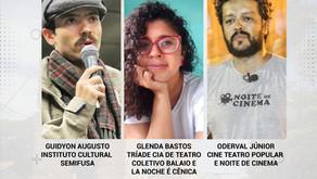Instituto Cultural Semifusa vai discutir impactos da Lei Aldir Blanc em Ribeirão das Neves