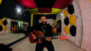 Marcos Brey lança seu primeiro videoclipe