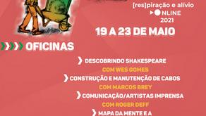GOG, Tico Santa Cruz e Conceição Evaristo são grandes atrações do Festival Pá na Pedra 2021