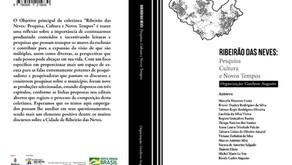 """Coletânea: """"Ribeirão das Neves: Pesquisa, Cultura e Novos Tempos"""" está disponível para download"""