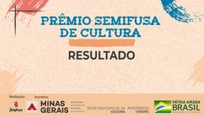 Coletivo Semifusa divulga contemplados no I Prêmio Semifusa de Cultura