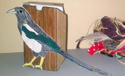 Magpie Treasure box
