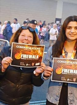 The Firewalk challenge