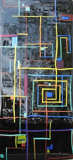 Square Spiral #4