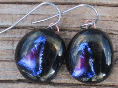 Grapey Earrings