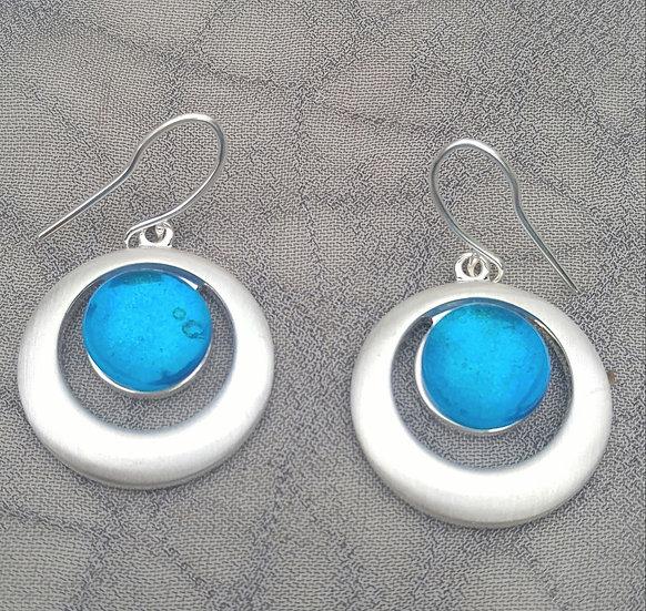Carribean Spherical Earrings
