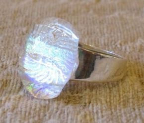 Desert Moon Ring