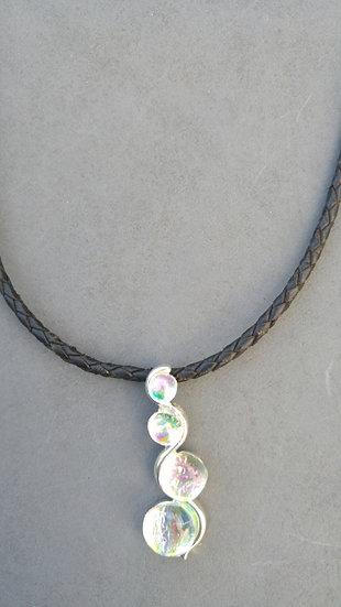 Serpentine Bobbles Pendant