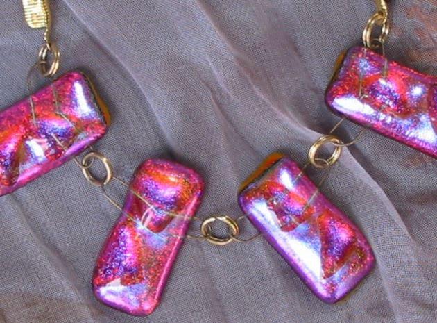 Candy Four Piece Necklace