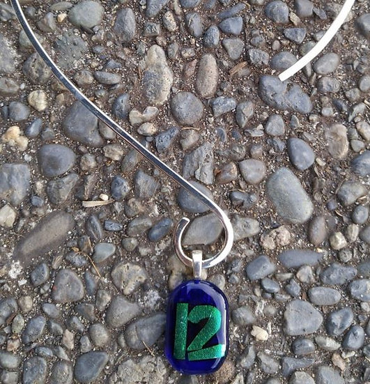 12th Man Necklace
