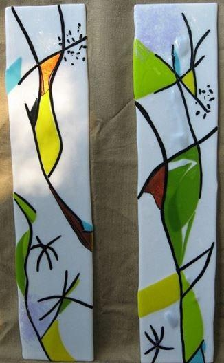 Miro Diptych 2 Panels