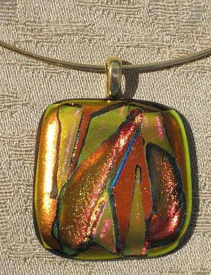 Gold Stunner Pendant