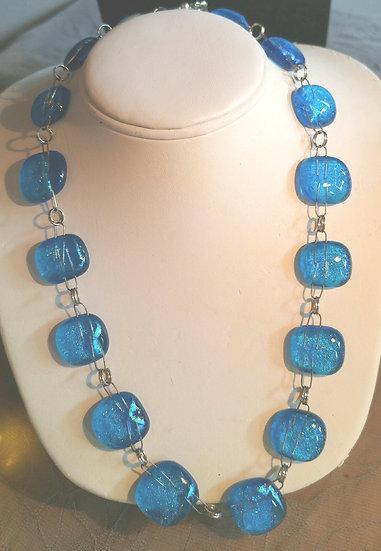 Belize Full wrap around necklace,