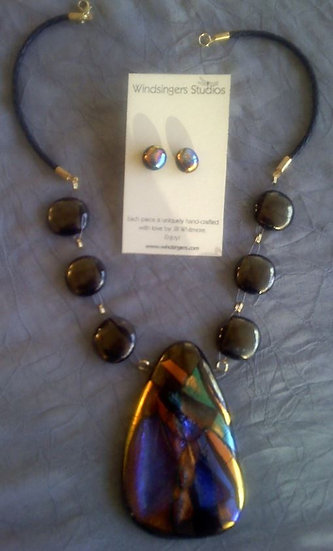 SW Multiple Piece Necklace and Earring Set