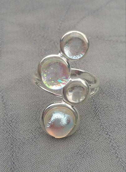 Bliss Bobbles Adjustable Ring