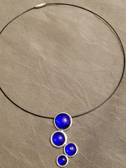 Ocean Bobbles necklace