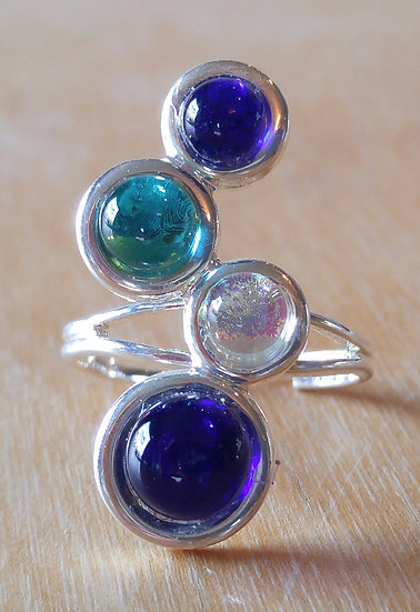 Ocean Bobble Ring